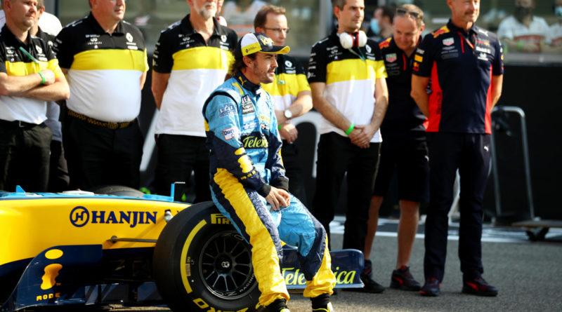 Fernando Alonso Beginning the 2021 F1 Season 'Utterly Prepared,' Says Ocon