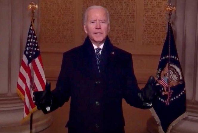 'Hemos aprendido que la democracia es preciosa', dice Biden