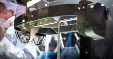 How mixed reality (and Hololens) boosted productivity at Lockheed Martin