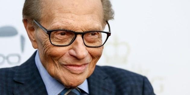 Fallece el presentador estadounidense Larry King tras dar positivo por COVID-19