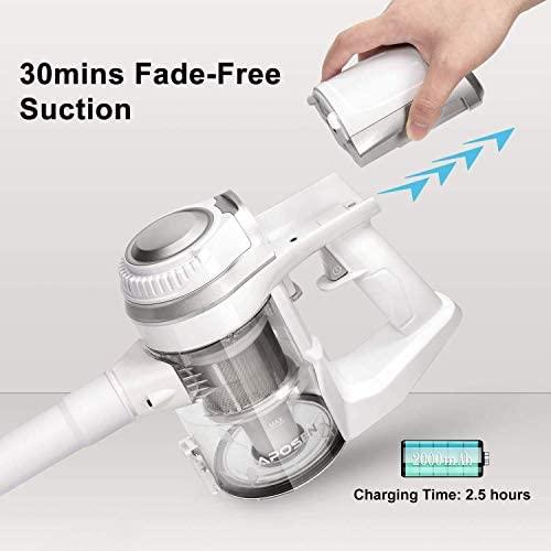 Save $65 On APOSEN Cordless Stick Vacuum.