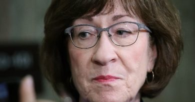 FBI Probes Campaign Donations to Sen. Susan Collins