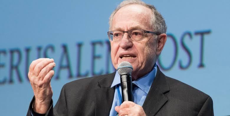 Dershowitz: Courts Will Rule Against Biden on Mandate Penalties.
